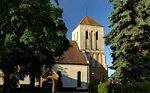 kosciol-sw-dominika-savio Atrakcje w Ostródzie